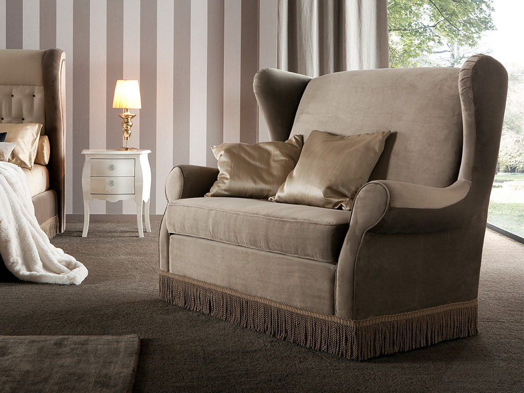 Letto matrimoniale Altea by Chaarme - Chaarme