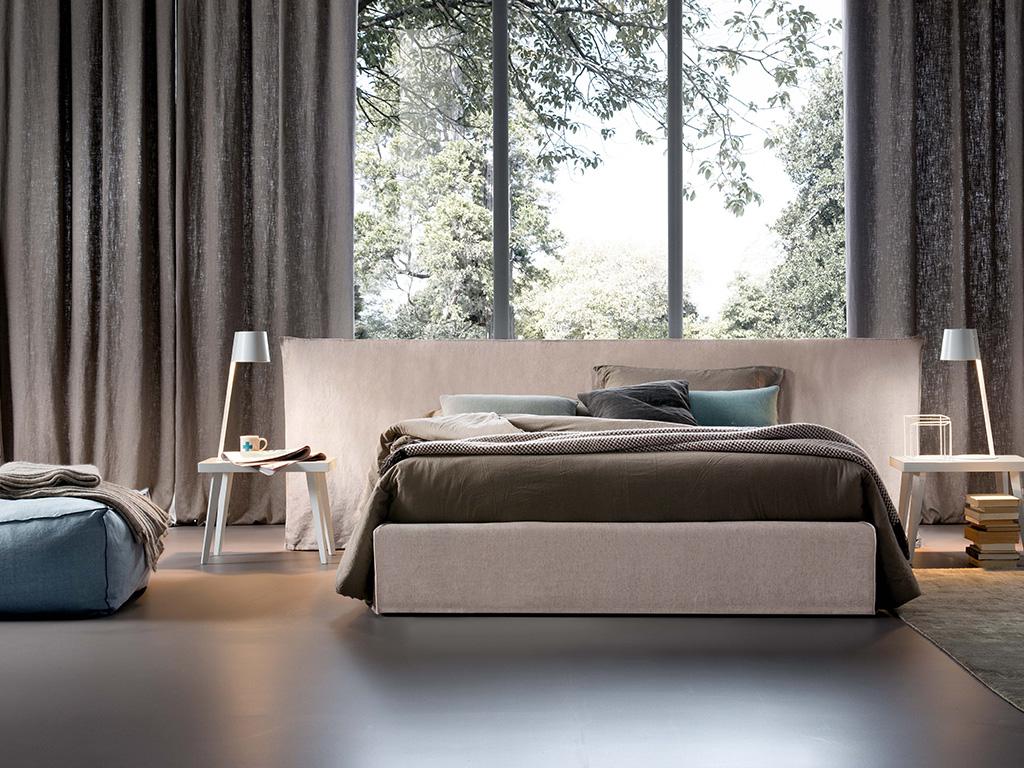 Letto italiano lifeup disegn originale adesivo murale for Design della camera da letto europeo