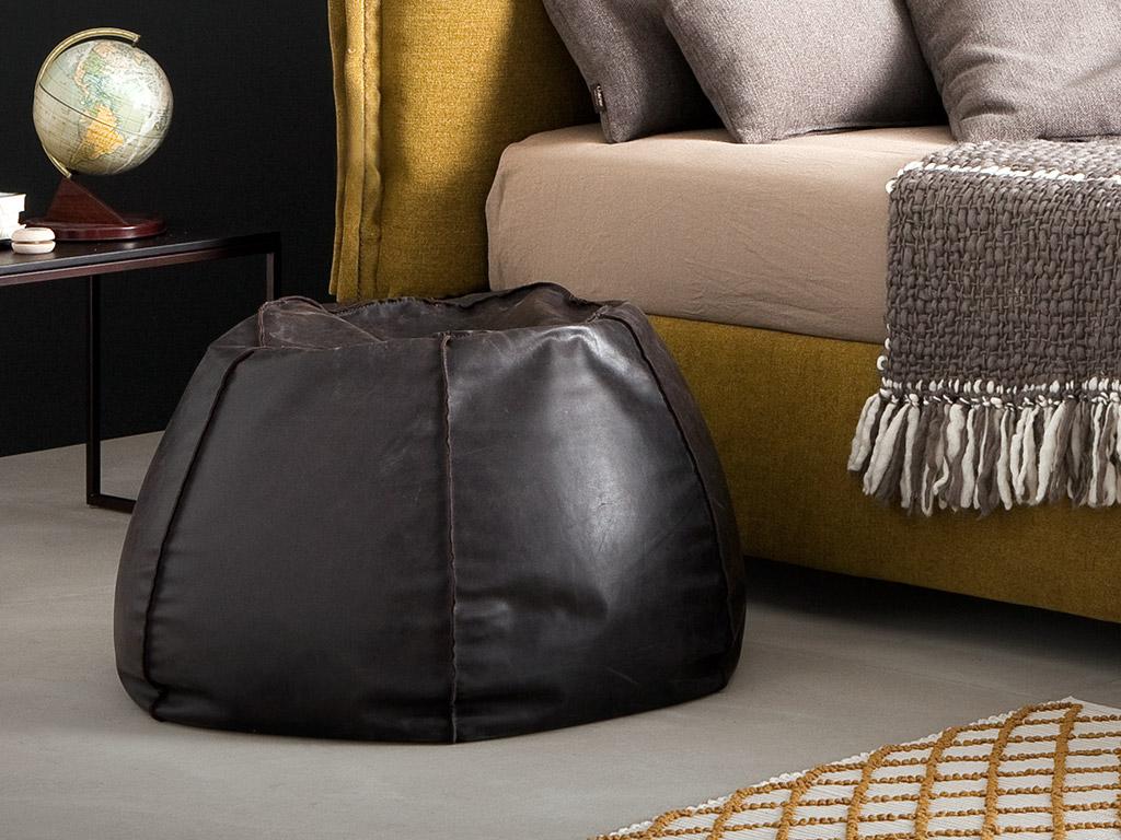 Pouf sacco Urban – Arredare la camera da letto con stile - Chaarme